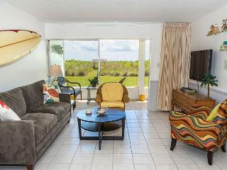 Beach Place Unit B, Gulf Front, 2 Bedrooms, Ground Floor - Sarasota vacation rentals