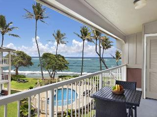 One Bedroom with Den Ocean View Air Conditioned - Kapaa vacation rentals