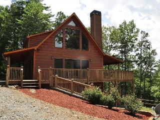 Majestic Views of Whitepath Golf Course and the surrounded Mountains - Ellijay vacation rentals