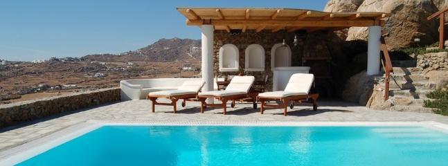 Blue Villas | Nephele | Super Paradise Beach - Image 1 - Mykonos Town - rentals