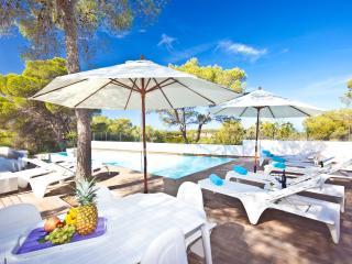 Stunning Villa in Cala Bassa Beach - San Jose vacation rentals
