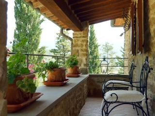 Appartamento Agriturismo Toscana 6 persone piscina - Capolona vacation rentals