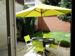 Location appartement Lille avec jardin 4 personnes - Lille vacation rentals