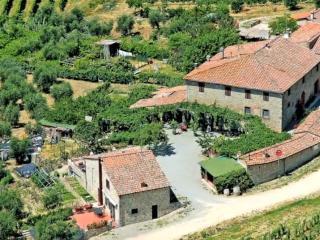 Villa di Sotto, Villa a Sesta -Chianti up to 6 pax - Castelnuovo Berardenga vacation rentals