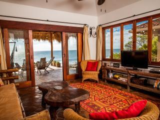 Casa Brown, Rancho Santana (on Playa Rosada) - Tola vacation rentals