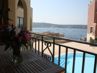 Luxury Apartment with Pool and Sea Views - Mellieha vacation rentals