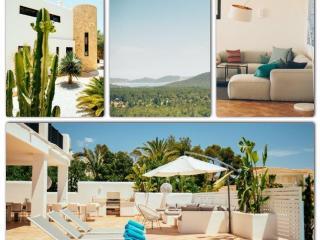 Villa Luma - Luxurious property in Vista Alegre - Es Cubells vacation rentals