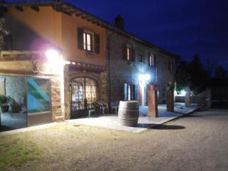 COCOMERAIO AGRITOURISM TUSCANY L CIUFFENNA-AREZZO - San Giustino Valdarno vacation rentals