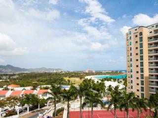 CARIBBEAN PARADISE... affordable condo at Rainbow Beach Club on the shores of Cupecoy - Cupecoy vacation rentals