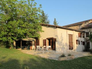 Contemporary villa with shared pool - Saint-Paul-Lizonne vacation rentals