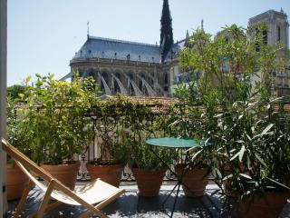 CHANOISSE - Paris vacation rentals