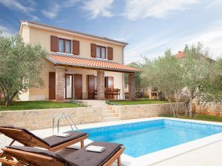 Charming villa Rustica with a pool **** - Krk vacation rentals