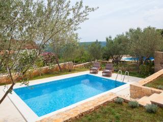 Charming villa Rustica with a pool **** - Krk vacation rentals