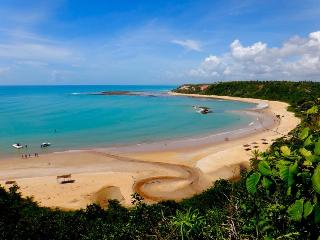 BAHIA BEACH HOUSE -Sea fronted in exclusive resort - Trancoso vacation rentals