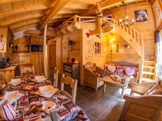 Short-term rent Apartment 2 Rooms LES GETS - Les Gets vacation rentals