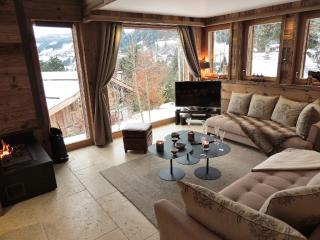 Short-term rent Chalet 5 Rooms Les Gets - Les Gets vacation rentals