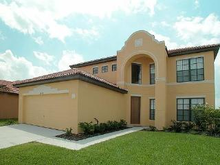 Spacious 5 Bed Pool Home in Gated Resort - Kissimmee vacation rentals