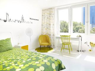 Lovely Sunny Flat in City Center - Warsaw vacation rentals