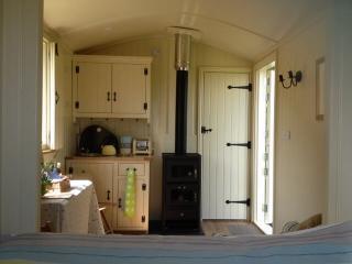 1 bedroom Shepherds hut with Television in Whashton - Whashton vacation rentals