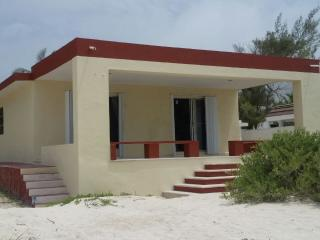 RELAXING BEACH FRONT HOUSE FOR RENT WITH ALL YOUR - Progreso vacation rentals