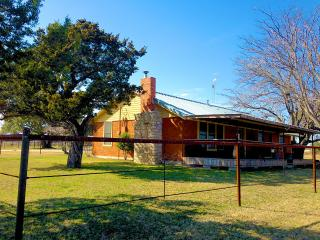 High Hope's Habari Gathering House on 900 acres - Glen Rose vacation rentals