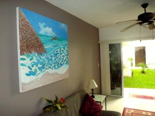 Beautiful Bright Artists Condo - Tulum vacation rentals