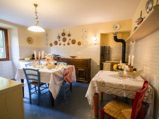 Charming Farmhouse with a Private Courtyard in Cortona - Casa Lina - Cortona vacation rentals