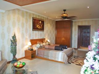 Nice sea view studio at Jomtien (Paradise F8 R202) - Pattaya vacation rentals
