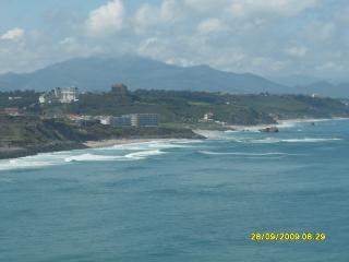 Bel appartement les pieds dans l'eau - Biarritz vacation rentals