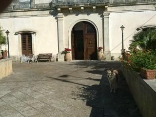 Due camere e bagno in un antico palazzo - Vignacastrisi vacation rentals