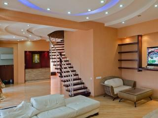 MK Rooms - penthouse, Sauna, Pool table, Fireplace - Tbilisi vacation rentals
