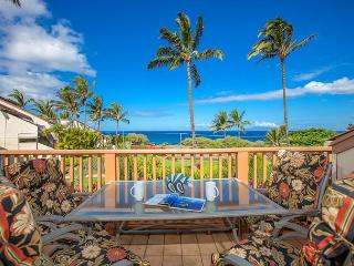 Maui Kamaole H-205 2B/2Ba 3 Mins to Beach Low-Density Property - Oceanview! - Kihei vacation rentals