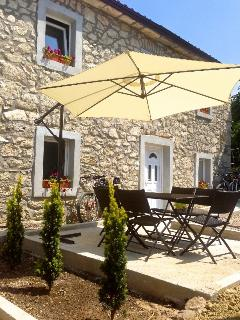 Apartment in Istrian Stone Villa - Ucka Nature Park vacation rentals