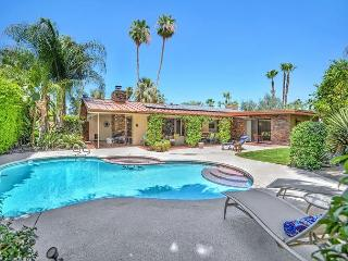 4BR/2.5 BA Palm Springs Ranch House, Pool, Mountain Views, Sleeps 8 - Palm Springs vacation rentals