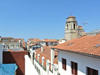 1 BEDROOM APT TOWNCNTR 150M TO BEACH LARGE TERRACE - Saint-Jean-de-Luz vacation rentals