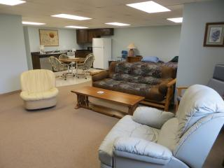 PATIO INN Apartment Sleeps 6 Full Kitchen Bath - Park Rapids vacation rentals