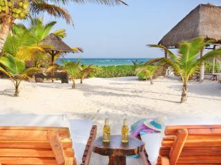 Private Estate on Pristine Beach in Riviera Maya! - Xpuha vacation rentals