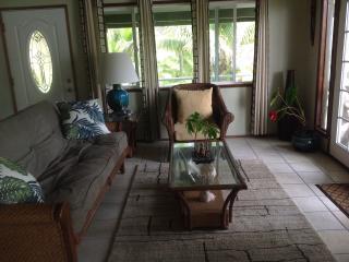 "Koloha Hale ""The Whale House"" ~ Ocean View - Pahoa vacation rentals"