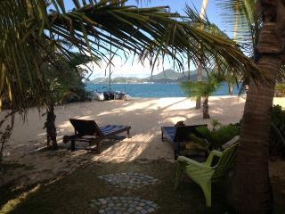 Tropical Oasis, 1 BR gem on the caribbean shore - Marigot vacation rentals