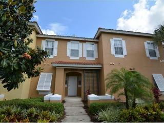 EMERALD ISLAND (8409BL) - NEW! 3BR 2.5BA Townhome gated Resort, close Disney - Four Corners vacation rentals