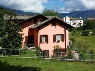 Nice Bed and Breakfast with Internet Access and Balcony - Sant'Omobono Terme vacation rentals