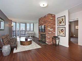 5 sTar  2b/2b with Fireplace, Balcony and Views!!! - New York City vacation rentals