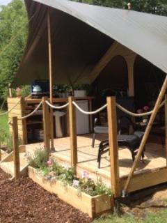 Daisy Meadow Safari Tents Glamping - Uffculme vacation rentals