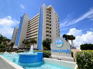 Ocean Sands 908 - 9th Floor Corner Condo with Gulf Front Balcony, Free WiFi! - Madeira Beach vacation rentals