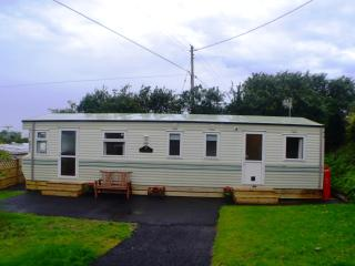 Caravan on the beautiful Mownt Caravan Park - Edern vacation rentals