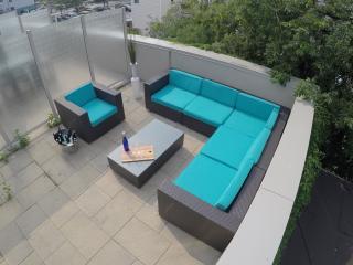 Heart of Byward Market w/ FREE PRKG & HUGE patio - Ottawa vacation rentals