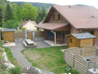 Nice Ski chalet with Internet Access and Television - Ventron vacation rentals
