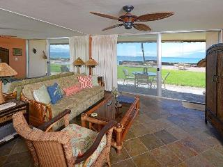 $139 OCEANFRONT Maui condo - 40 ft from water! - Lahaina vacation rentals