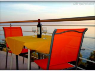 Ark 4* panoramic sea view suite 2/4, Rooster - Split vacation rentals