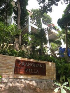 Stunning Frangipani Villa on the island Koh Tao - Koh Tao vacation rentals